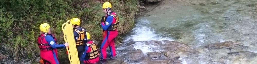 Fließwasserübung I